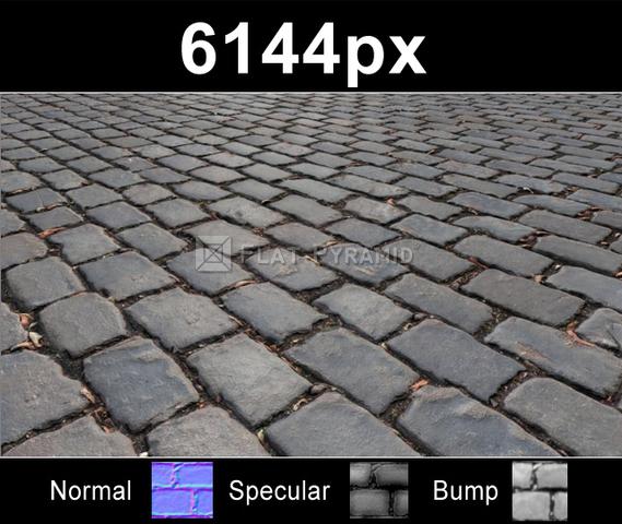 Paver block high resoulution texture