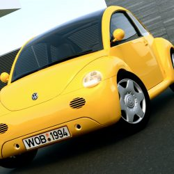 VW Concept 1 (1994) 3d model 3ds max fbx c4d obj