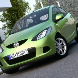 Mazda 2 (2008) ( 345.12KB jpg by arkviz )