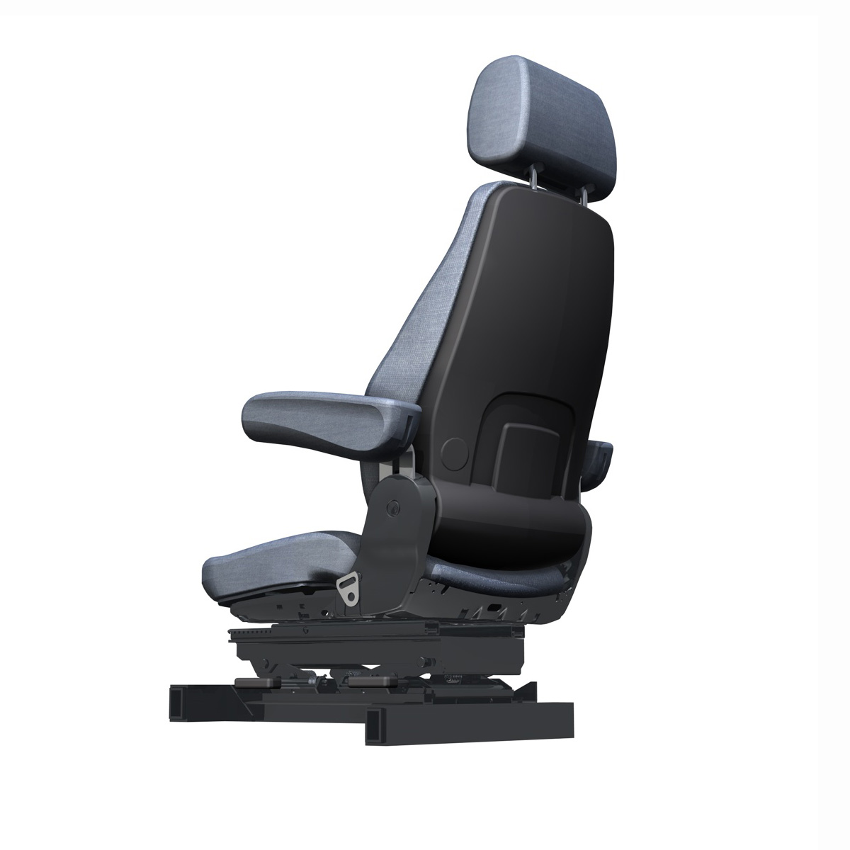 car seat with attachment 3d model 3ds fbx c4d lwo obj 187233