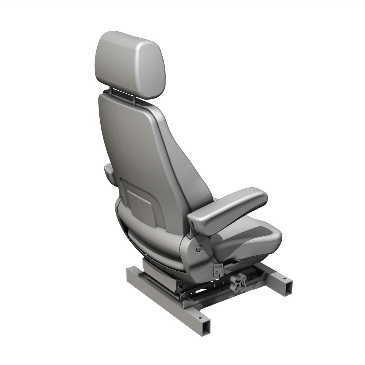car seat with attachment 3d model 3ds fbx c4d lwo obj 187238