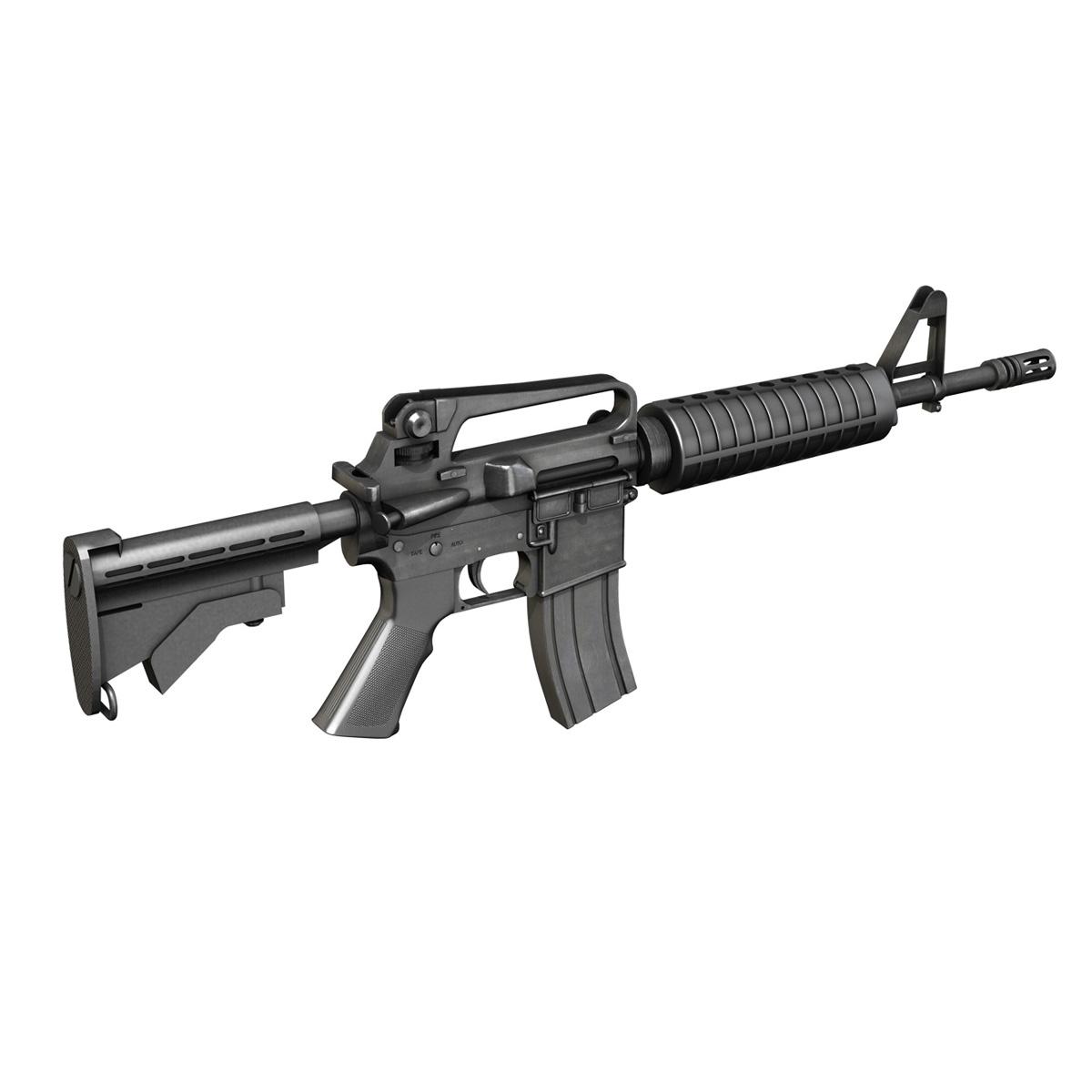 Colt M4 Commando Assault rifle