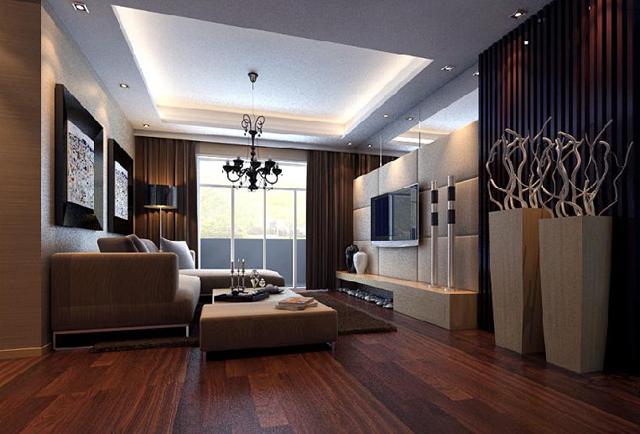 Living Room 29 3d Model