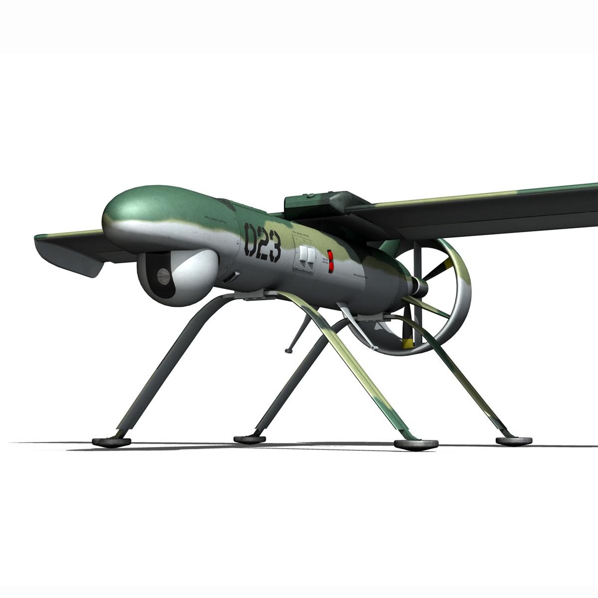 pchela 1t drone orosz uav 3d modell 3ds fbx c4d lwo obj 188461