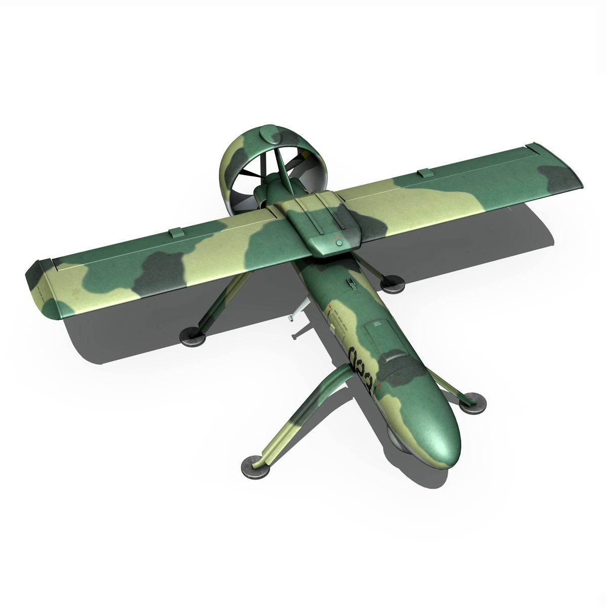 pchela 1t drone orosz uav 3d modell 3ds fbx c4d lwo obj 188467