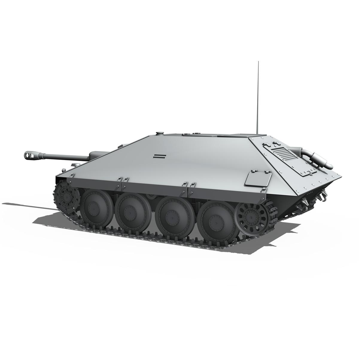 maresal m06 – romanian tank destroyer 3d model 3ds fbx c4d lwo obj 188891