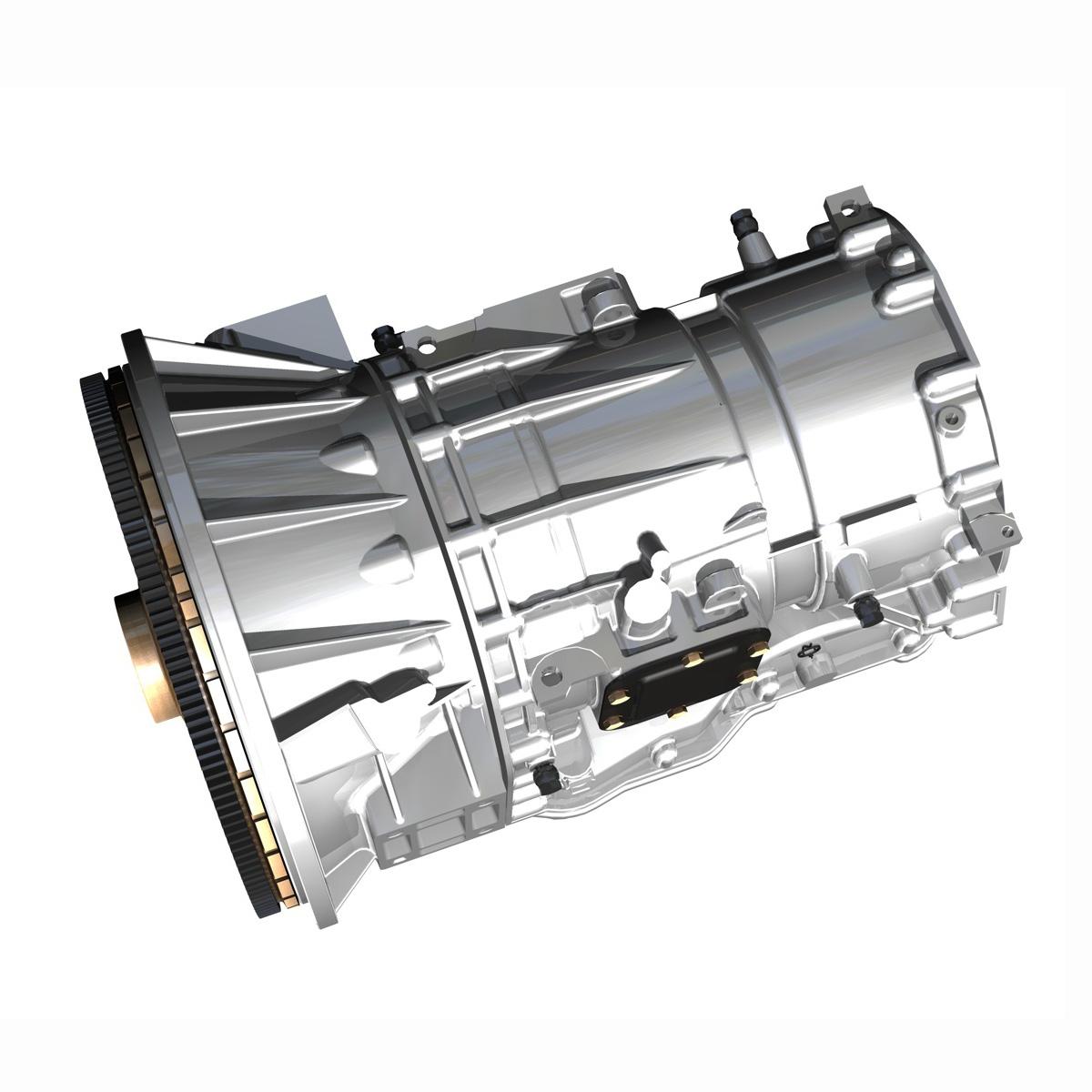 gearing – transmission 3d model 3ds fbx c4d lwo obj 189235