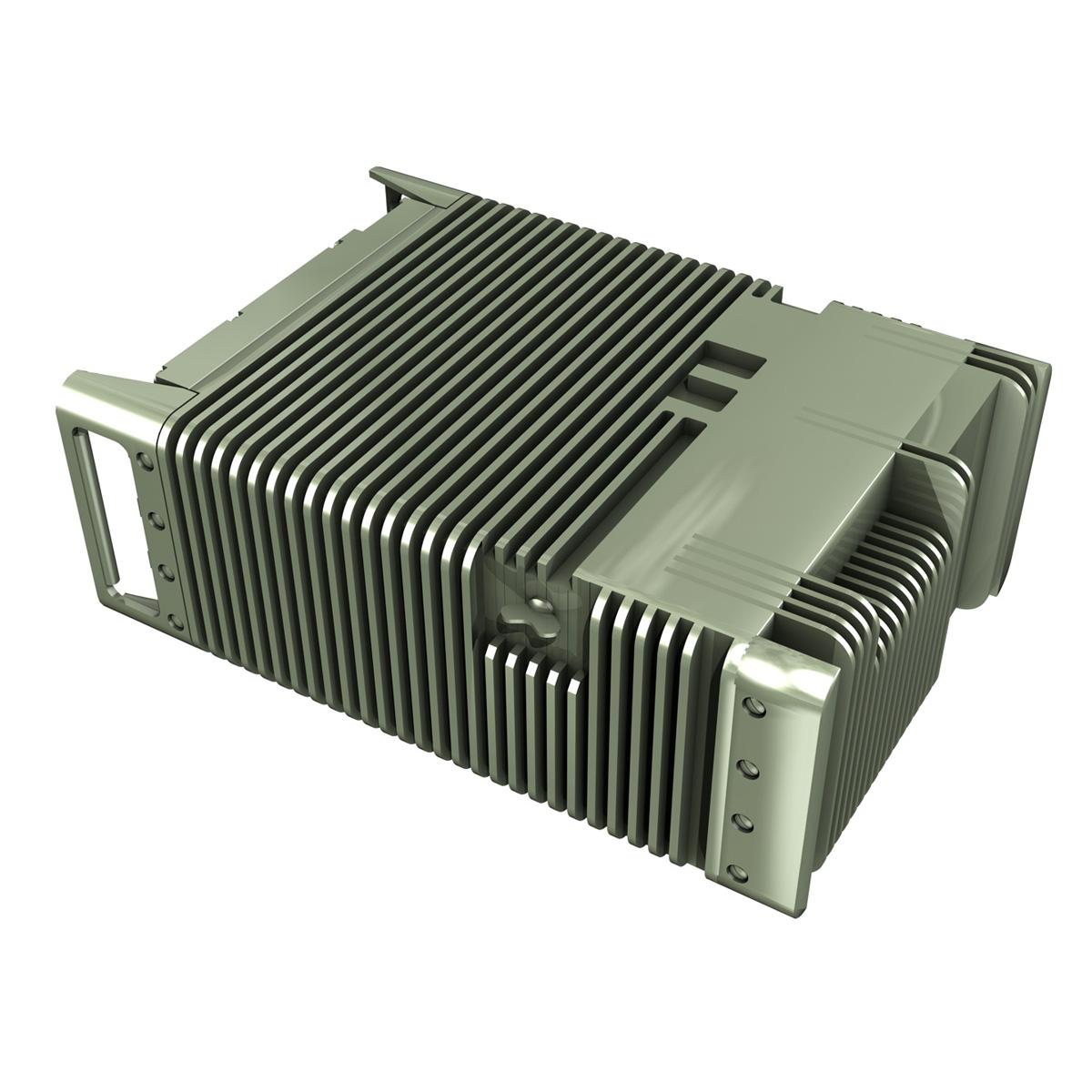 uhf military data radio 3d model 3ds fbx c4d lwo obj 189262