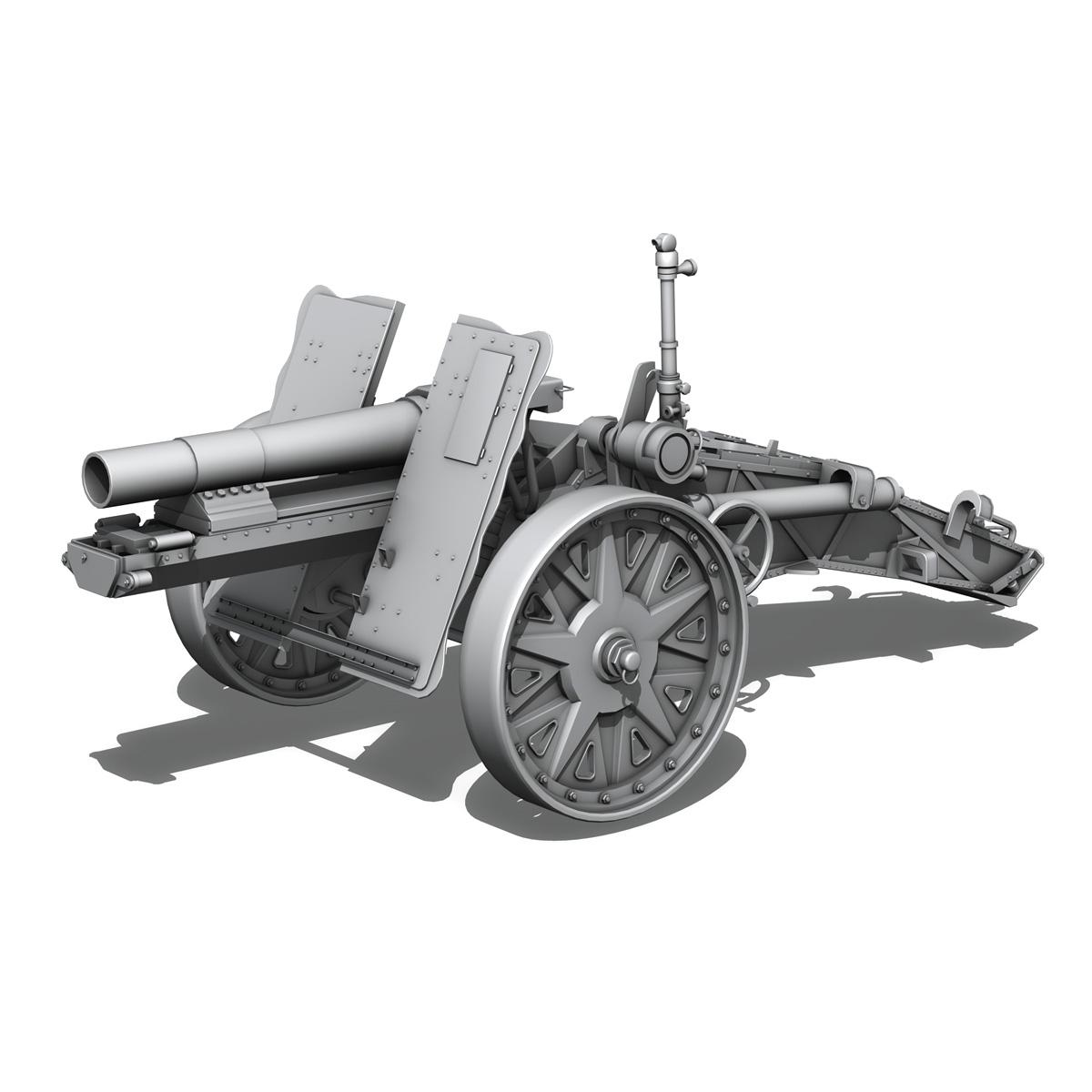 sd.kfz 101 – sturmpanzer 1 – bison 3d model 3ds fbx c4d lwo obj 189278