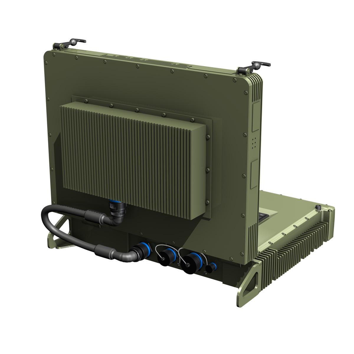 rugged military outdoor laptop 3d model 3ds fbx c4d lwo obj 189355
