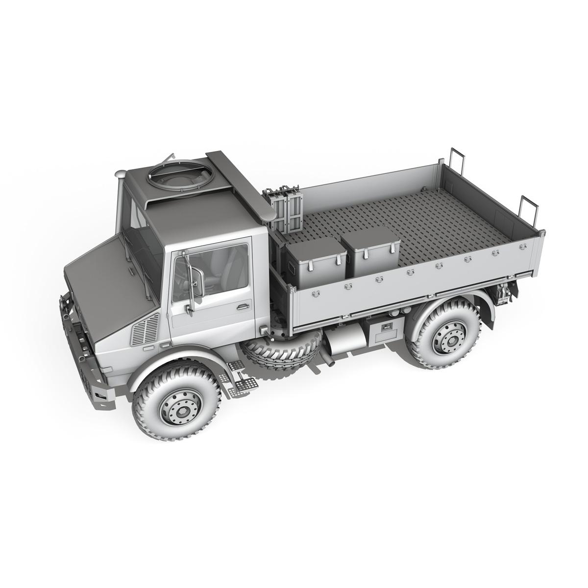 Mercedes benz unimog u1300l 3d model buy mercedes benz for Mercedes benz military vehicles