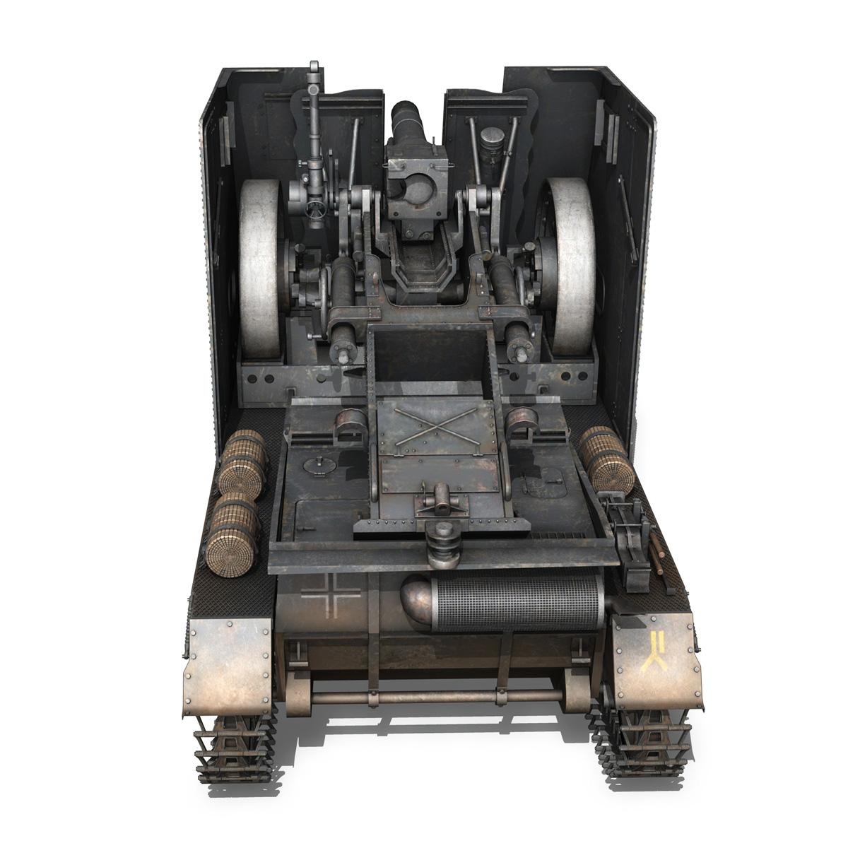 sturmpanzer1 – bison – cambrai- 2.pzdiv 3d model 3ds fbx c4d lwo obj 191340