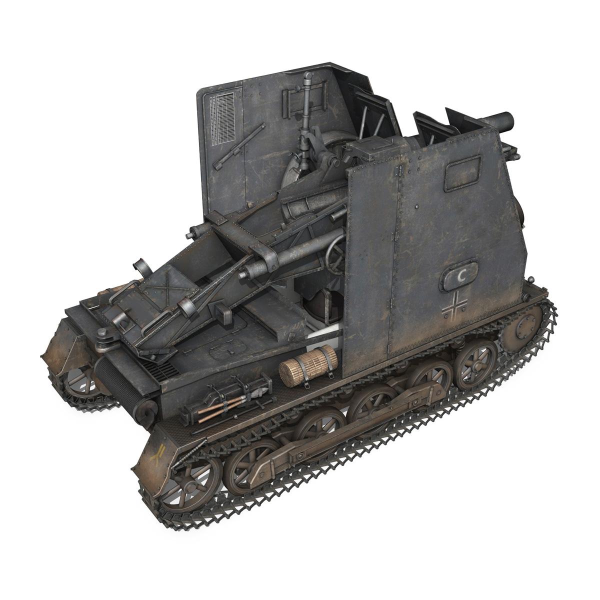 sturmpanzer1 – bison – cambrai- 2.pzdiv 3d model 3ds fbx c4d lwo obj 191341