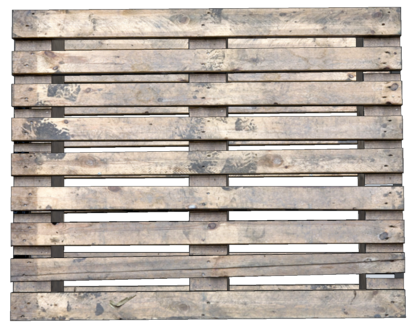 Wooden Pallet 3d Model Sample 30080 171461
