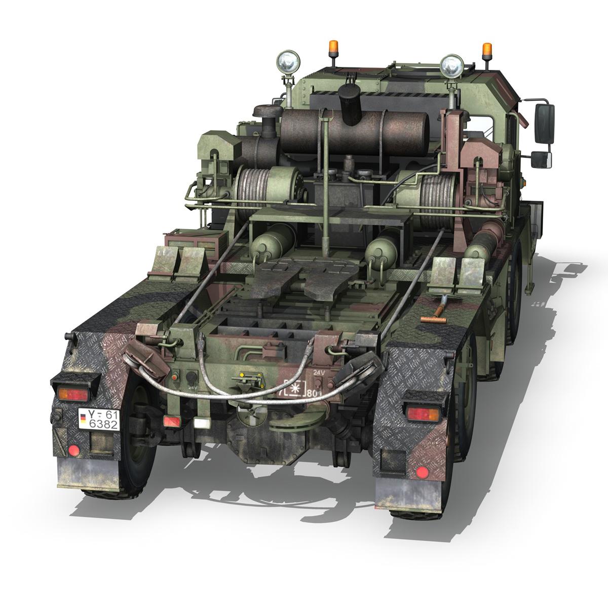 faun stl-56 transportues tank 3d model 3ds fbx c4d lwo obj 201915
