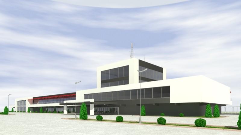 Pit stop building 3d загвар 3ds max obj 203027