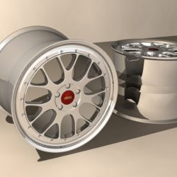 Car Rims 3D ( 160.44KB jpg by emiliogallo )