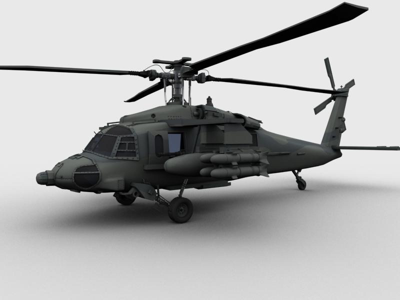 Blackhawk Helicopter ( 180.89KB jpg by GMichael )