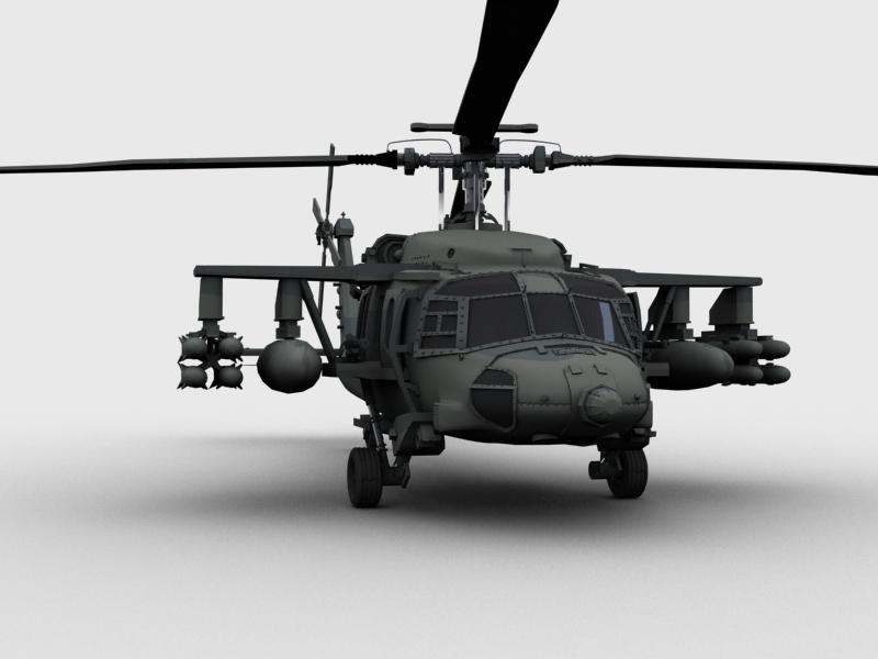 Blackhawk Helicopter ( 175.96KB jpg by GMichael )