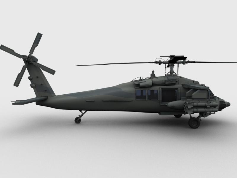 Blackhawk Helicopter ( 164.03KB jpg by GMichael )