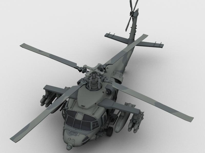 Blackhawk Helicopter ( 205.52KB jpg by GMichael )