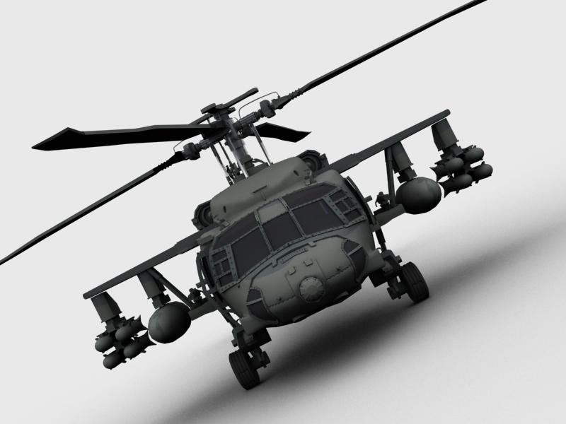 Blackhawk Helicopter ( 189.63KB jpg by GMichael )