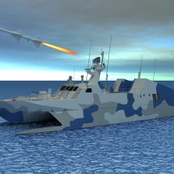 Type 022 Fast Attack Missile Craft ( 319.09KB jpg by GMichael )
