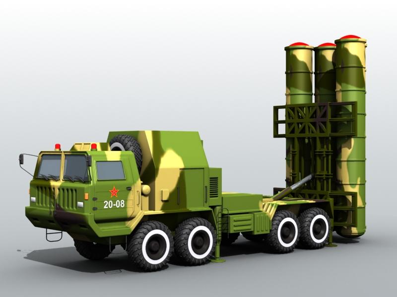 hongqi 9 sam 3d model 3ds max fbx obj 203537