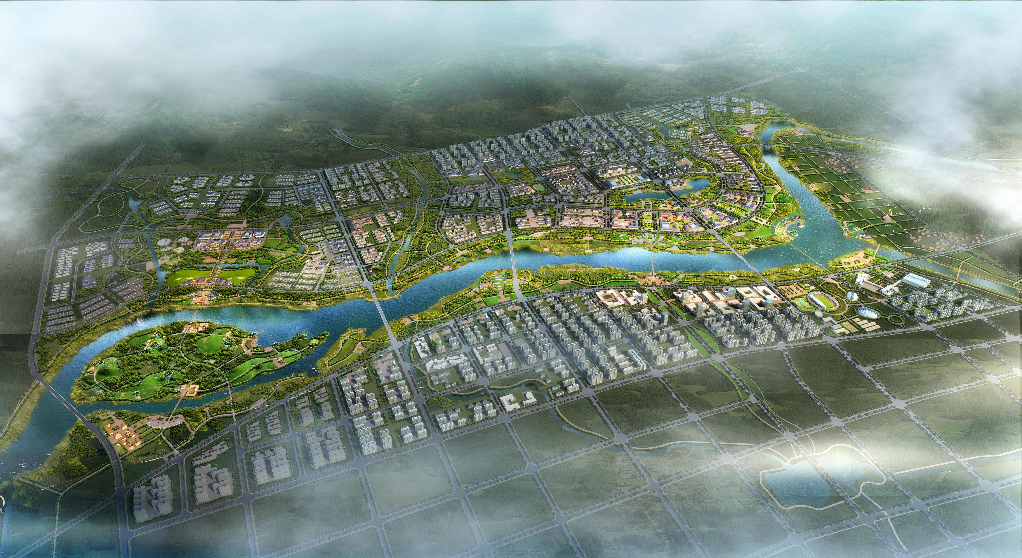 city planning 005 3d model max texture 203756