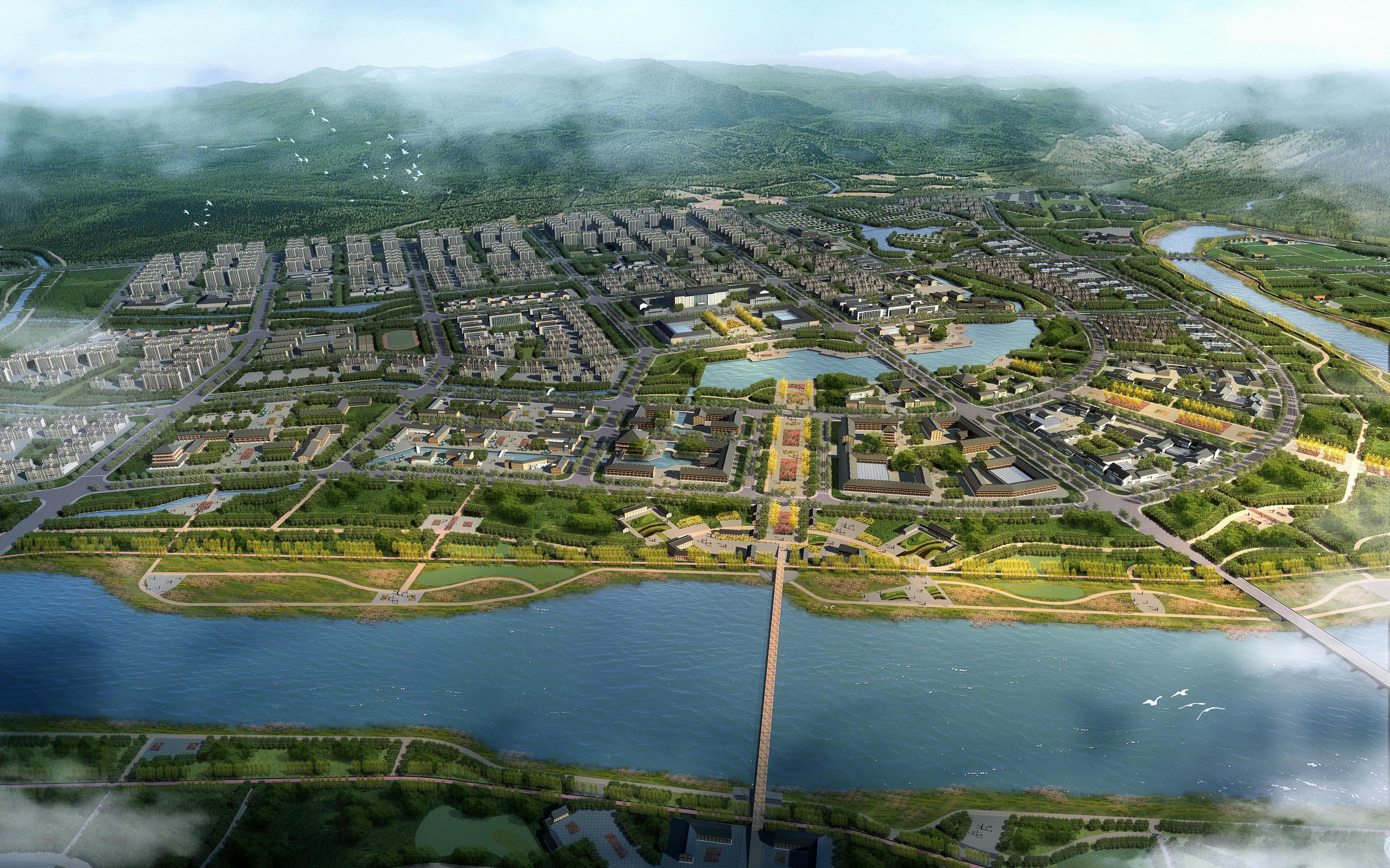 city planning 005 3d model max texture 203758