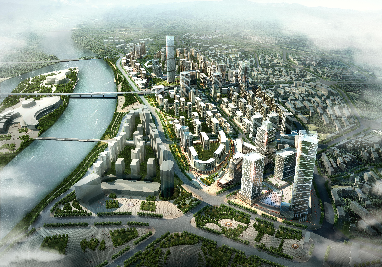city planning 006 3d model max texture 203762