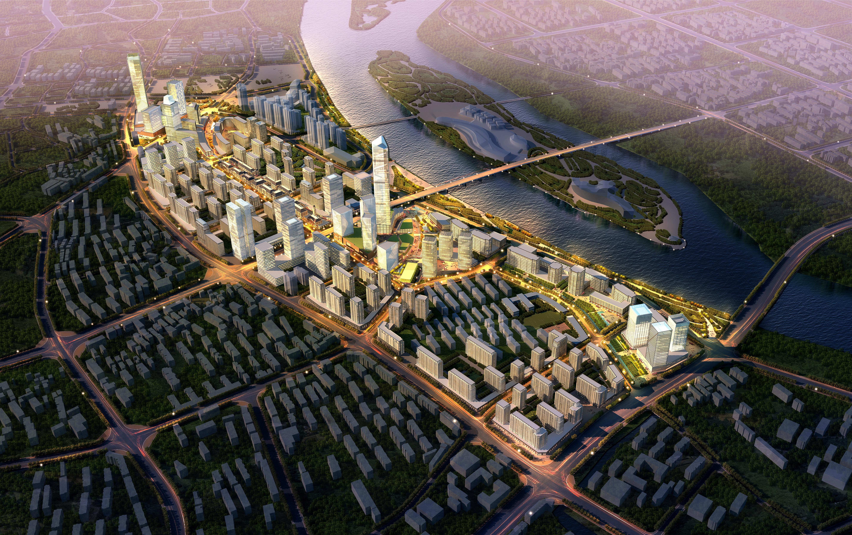 city planning 006 3d model max texture 203763