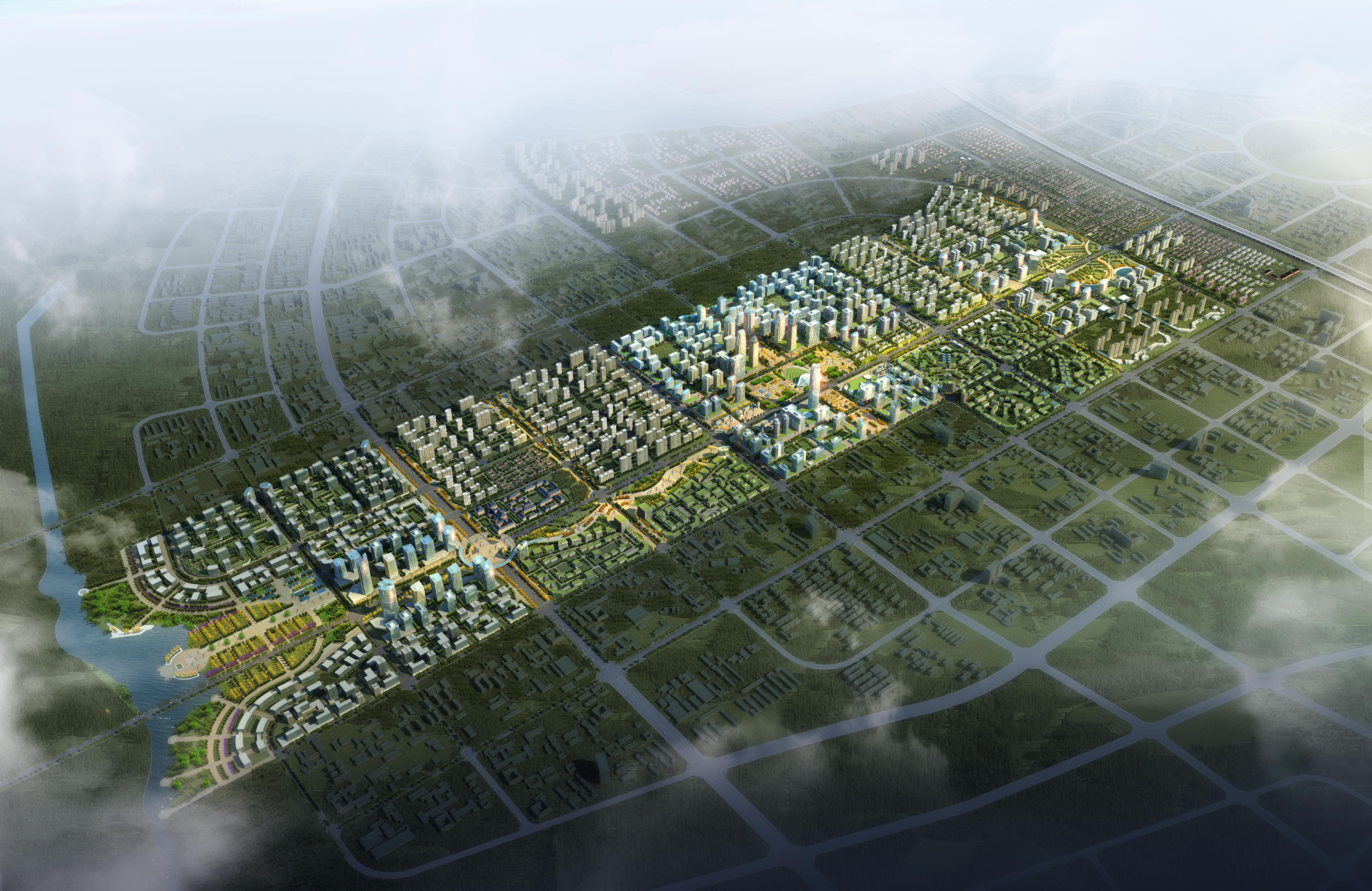 city planning 007 3d model max texture 203769
