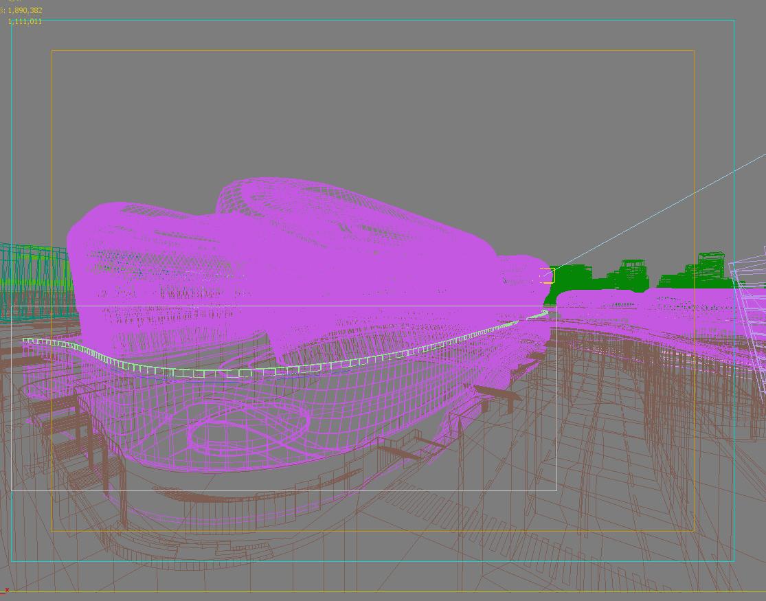 theatr fawr 004 model max 3d 204019
