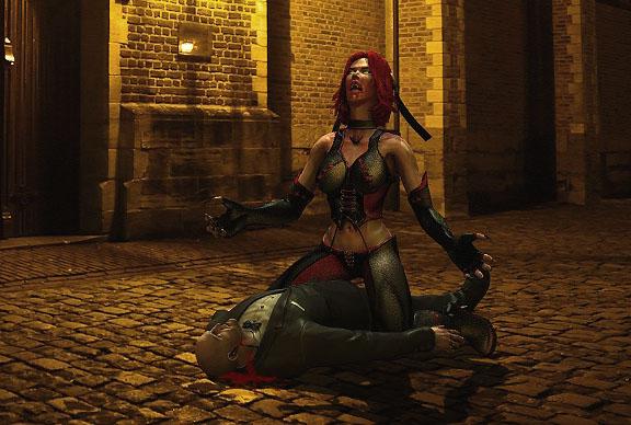 Vampire slayer kona reist 3d líkan lwo 204100