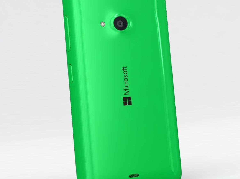 Microsoft Lumia 535 and Dual SIM Green ( 384.59KB jpg by NoNgon )
