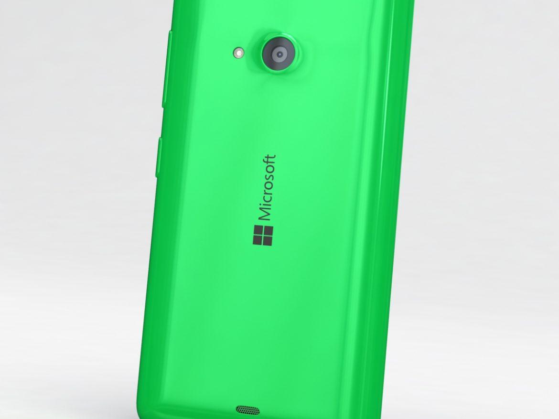 Microsoft Lumia 535 and Dual SIM Green ( 392.23KB jpg by NoNgon )