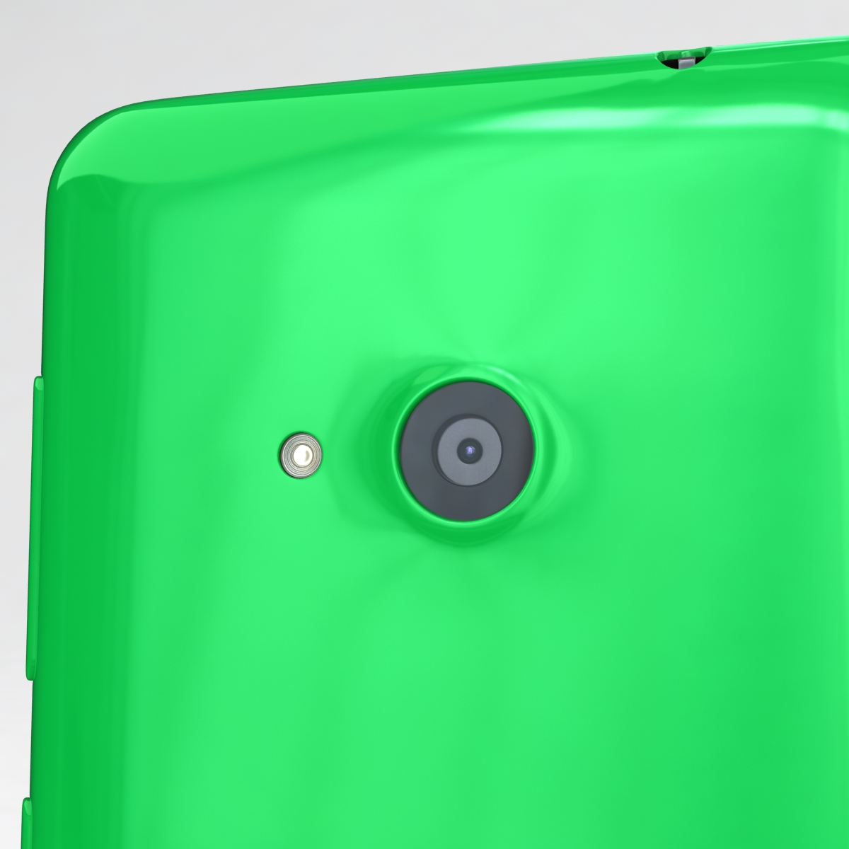 microsoft lumia 535 and dual sim green 3d model 3ds max fbx c4d obj 204178