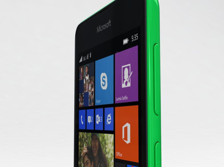 Microsoft Lumia 535 and Dual SIM Green ( 447.24KB jpg by NoNgon )