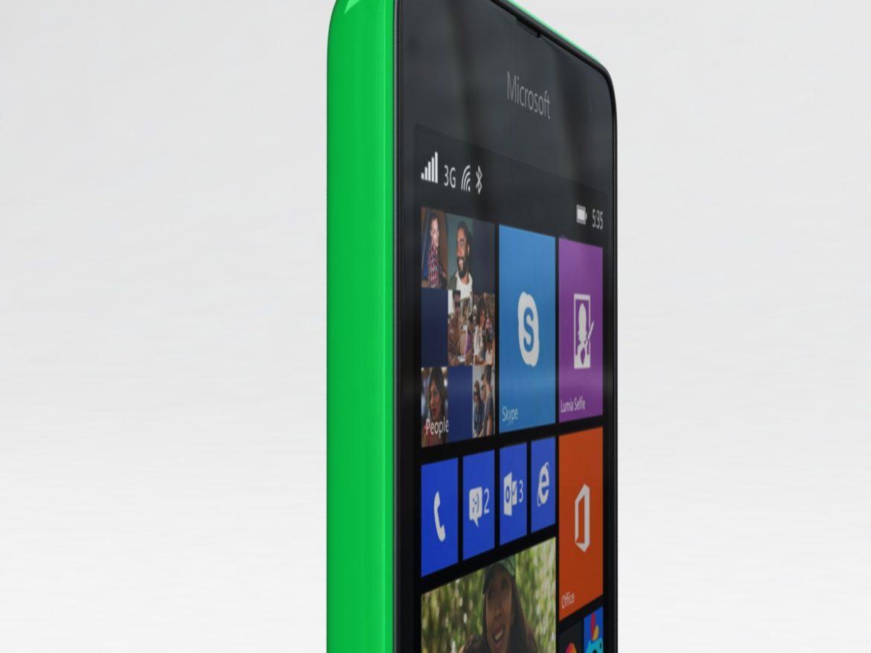 Microsoft Lumia 535 and Dual SIM Green ( 429.62KB jpg by NoNgon )