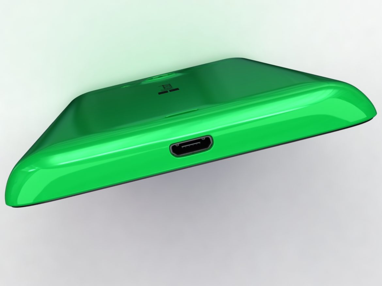 Microsoft Lumia 535 and Dual SIM Green ( 389.93KB jpg by NoNgon )
