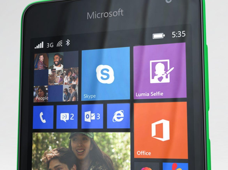 Microsoft Lumia 535 and Dual SIM Green ( 599.76KB jpg by NoNgon )