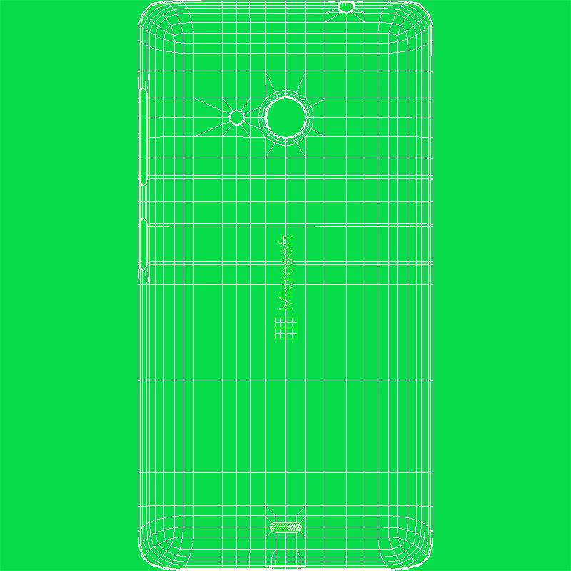 microsoft lumia 535 and dual sim green 3d model 3ds max fbx c4d obj 204186