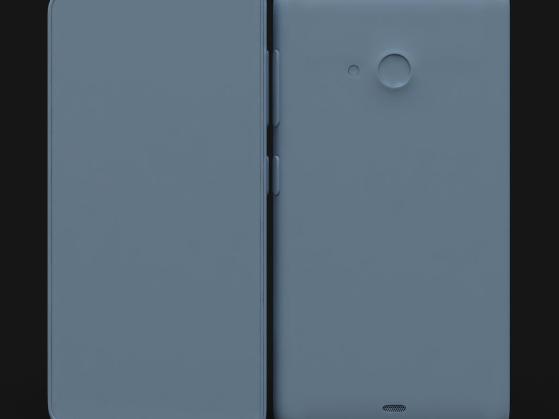Microsoft Lumia 535 and Dual SIM Green ( 300.72KB jpg by NoNgon )