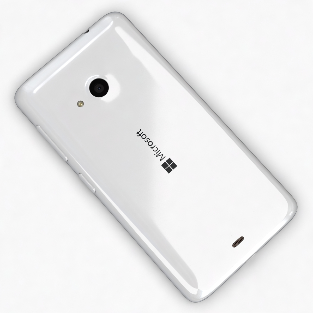 microsoft lumia 535 and dual sim white 3d model 3ds max fbx c4d obj 204287