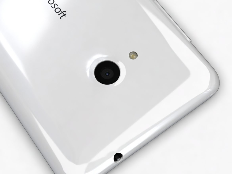 Microsoft Lumia 535 and Dual SIM White ( 366.06KB jpg by NoNgon )