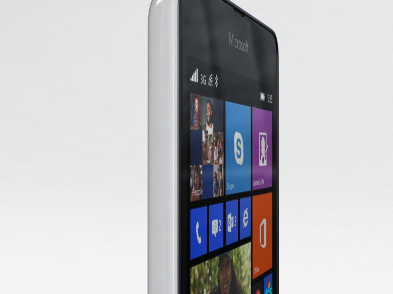 Microsoft Lumia 535 and Dual SIM White ( 426.13KB jpg by NoNgon )