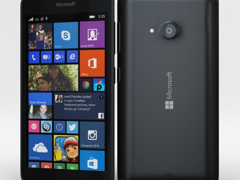 Microsoft Lumia 535 and Dual SIM Black ( 582.75KB jpg by NoNgon )