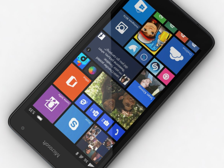 Microsoft Lumia 535 and Dual SIM Black ( 593.88KB jpg by NoNgon )