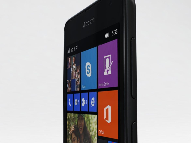 Microsoft Lumia 535 and Dual SIM Black ( 439.9KB jpg by NoNgon )